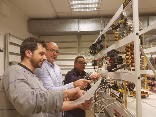 Aula Daunis: la nova formació en l'àrea tècnica industrial
