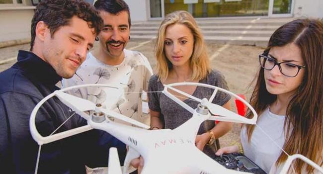 Aprèn a volar drons de forma professional