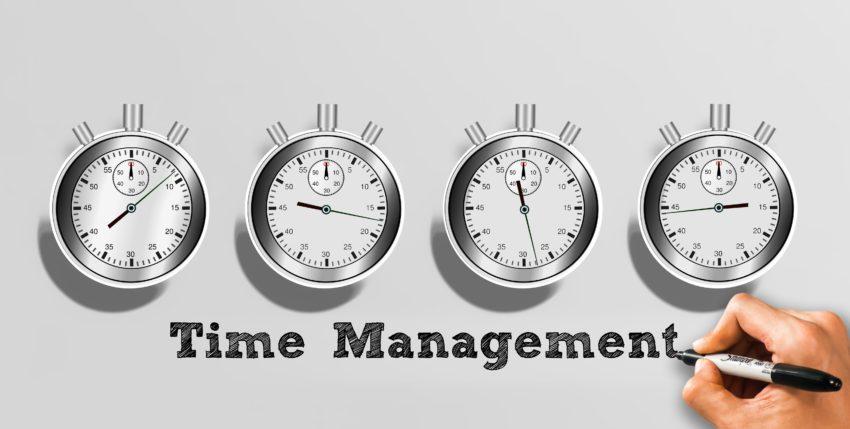 De la gestió del temps a la millora de la productivitat personal (1a part)